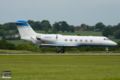 N451GA - 1221 - Private - Gulfsteam IV SP - Luton - 100607 - Steven Gray - IMG_3396