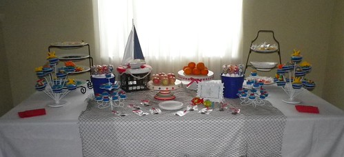 Large Dessert Table by Lisas Dessert Tables