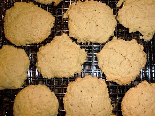 vegan gluten-free Simple Scones