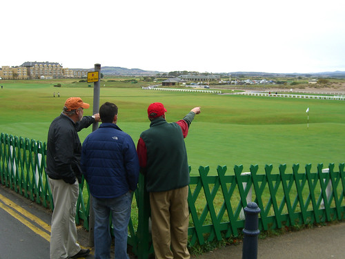 Talking about the course