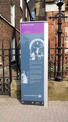 Belfast City - St. Patrick's Church