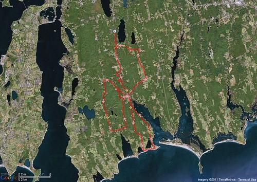 Tour de Adamsville 5-15-2011
