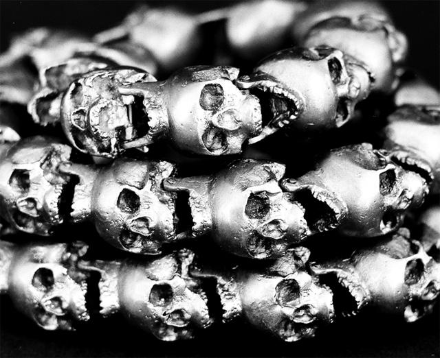 Giorgio Di Salvo Skulls Necklace 02