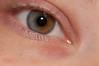 143/365 - Heterochromia (acousticgirl) Tags: iris selfportrait eye me 35mm nikon tethered pupil apieceofme heterochromia d90 365days 365project nikond90