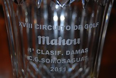 Trofeo XVIIII Circuito de Golf Mahou