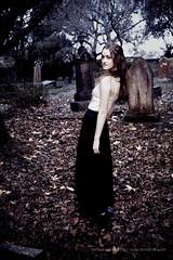 ruth galvin-4809 (Ariana Gillrie) Tags: zine girl graveyard fashion canon dress photoshoot may manipulation auckland ruth float limbo galvin levitate 2011 xti arianagillrie