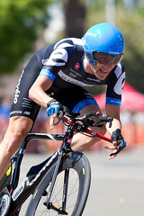 Zabriskie takes win in Tour of California TT