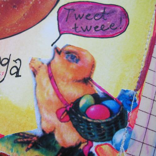 Tweet chick