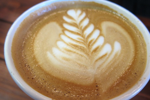 Spring For Coffee: Latte Art