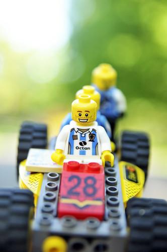 Lego off-roadster