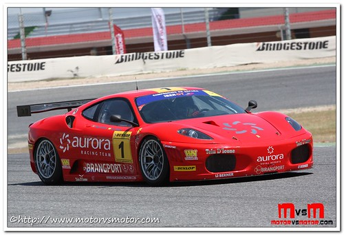 Team Aurora Racing-Jarama