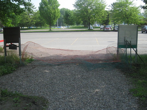 Fence: Ithaca Dog Park