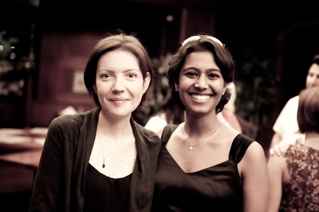 Helene & Asha