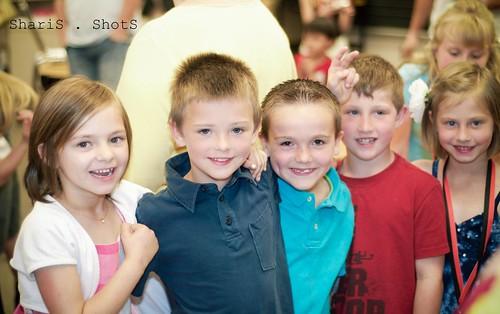 5 first grade Amigos!
