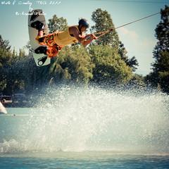 Soruz WWA Wake N Country 2011 (Benjamin Roussel) Tags: 32 tng gers sooruz lislejourdain wakecountry wakeboardwwa