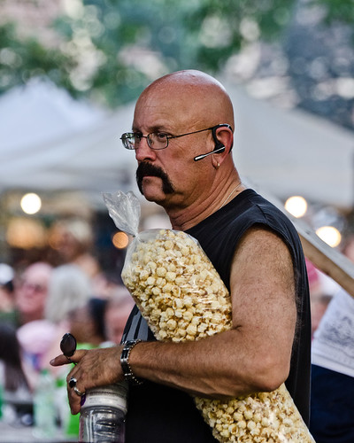 Small town fairs