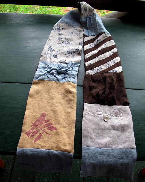 reinvention scarf sampler