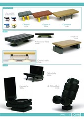 The JOHN Collection 3 [p12] (Joh) Tags: black john table corporate design office lego chairs furniture bricks sofa johniii eames jciii johncollection somecolourstoo