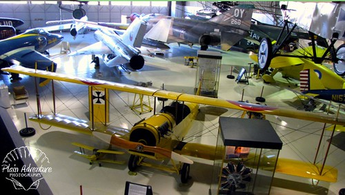 Combat Air Museum: Evolution of Air Combat