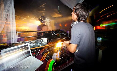 Ibiza DJ interview, Ben Santiago