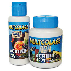 Multcolage Têxtil (Acrilex) Tags: découpage acrilex tecidosesedas