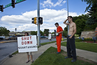 Anti-Torture Vigil - Week 52