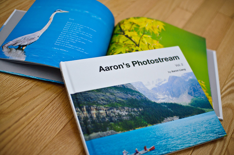 My 2nd photo book