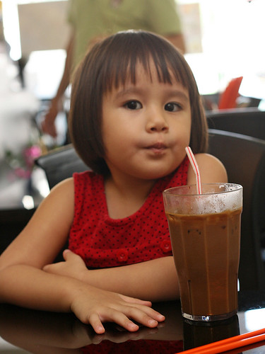 The Penang Coffee (iced) is not bad