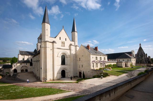 Abbaye de Fontevraud 01