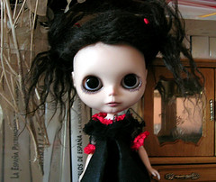 Mrs Lovett (Fausto & Gretchen ☆) Tags: tim doll blythe todd custom mrs burton lovett sweeney