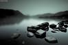 Ullswater Mist (.Brian Kerr Photography.) Tags: mist mountains landscape nationalpark rocks sony lakes lakedistrict cumbria alpha ullswater cumbrian a700