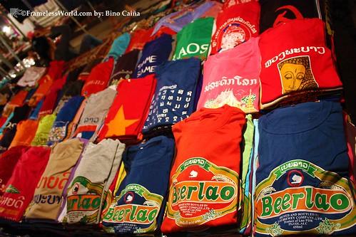 Luang Prabang shirt