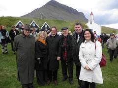 Hrafnseyrarhátíð heiðruð