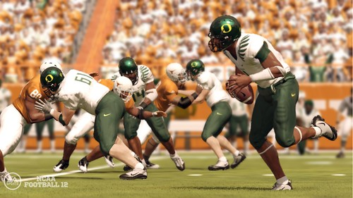 NCAA Football 12 Offense Tips and Strategy Guide