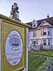 Captain's Legacy (D J England) Tags: newfoundland atlanticcanada twillingate dje djengland djenglandphotography canonpowershotg12 douglasjengland captainslegacy