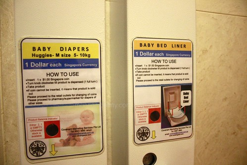 Diaper and Baby Liner Dispensers