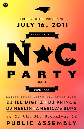 NC PARTY no.3