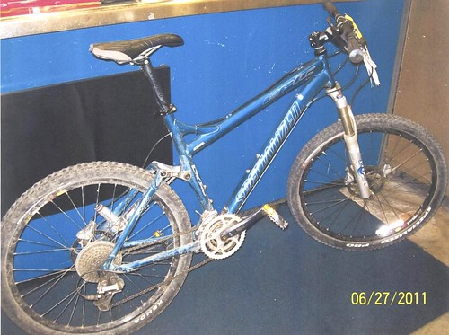 Stolen Specialized Epic