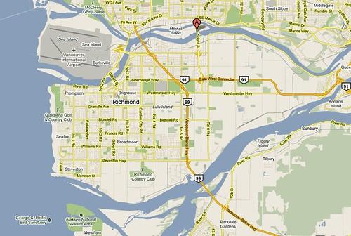 6Pack Beach Googlemap