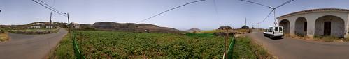 Cuesta Caraballo, Santa María de Guía. Isla de Gran Canaria