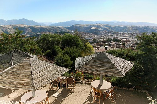 View from Cafe Mirador