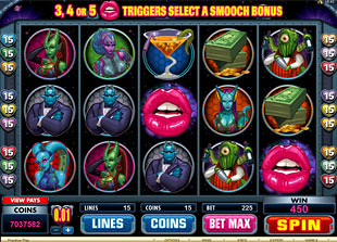 Sneak A Peek Planet Exotica slot game online review