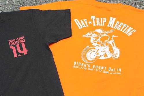DTM2011 Tシャツ ブラックオレンジ