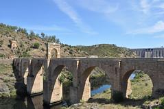 Sesto Giorno: Il Ponte Romano di Alcantara (francesco_43) Tags: spagna estremadura alcantara ponteromano top20bridges tourestremadura top20ponti