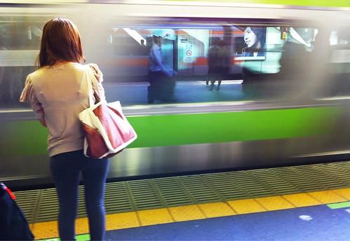 Daily Yamanote Moment class=