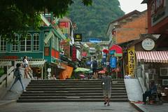 cityscape in Yangshuo (tatsuya.okuhara) Tags:  guilin china  yangshuo