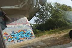 Auto Reverse ($yzakaF@$K) Tags: france flow family spraycan vadrouille bombing lost hiphop dimanche mural bomb peinture