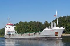 KARION (9155884) (003-21.08.2015) (HWDKI) Tags: karion imo 9155884 schiff ship vessel hanswilhelmdelfs delfs kiel nordostseekanal nok kielcanal landwehr generalcargoship frachtschiff frachter mmsi 305476000