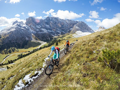 Dolomite Trails (www.oberschneider.com - Christoph Oberschneider) Tags: gopro goprohero5 hero5 dolomites mountainbike mountainbiking christophoberschneider mountain biking cycling enduro freeride downhill sports