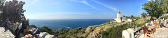 Cap Spartel Panorama (jeremyvillasis) Tags: travel morocco tangier tanger tanja maroc capespartel capspartel sea lighthouse africa straitofgibraltar northafrica panorama panoramic seascape